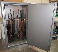 Captain Safe - Bespoke Gun Safe
