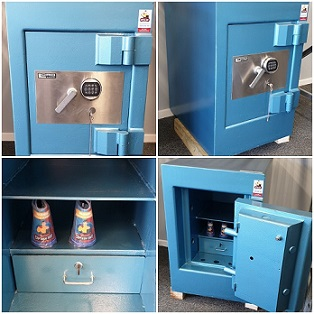 Captain Safe - Bullion and Precious Metal Safes and Vaults